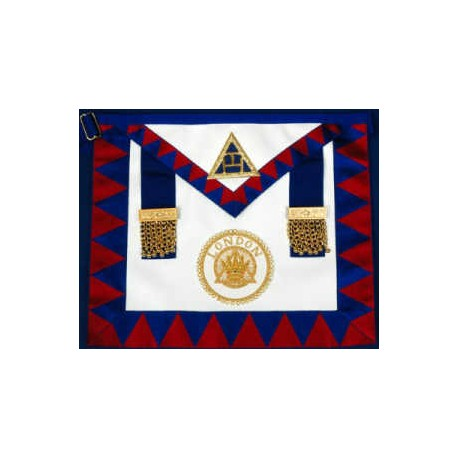 L.G.Chapter Apron and Sash Finest