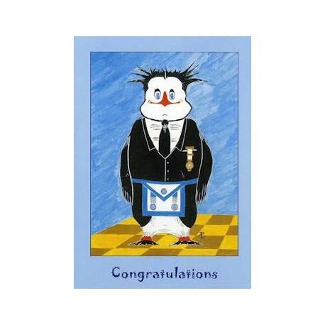 M.M. Congratulations Card