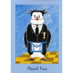 Masonic greeting cards 4 letchworth39s shop for Masonic thank you cards