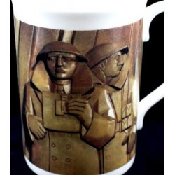 World War 1 China Mug