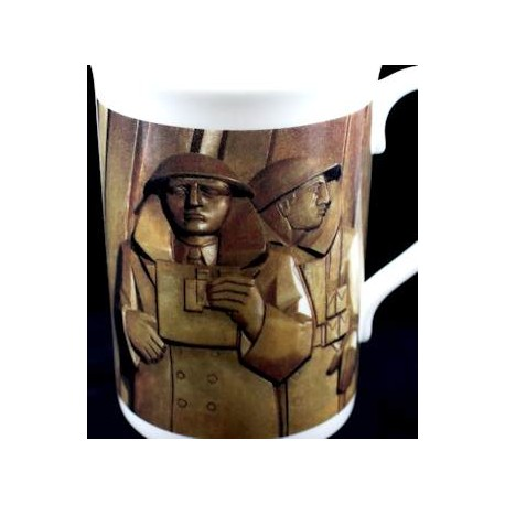 World War 1 China Mug