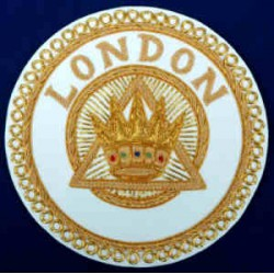 Provincial Chapter Apron Badge