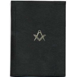 A5 Sqaure and Compasses Ritual Book Cover