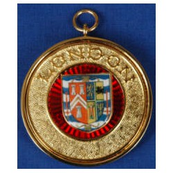 London Metropolitan Collar jewel.