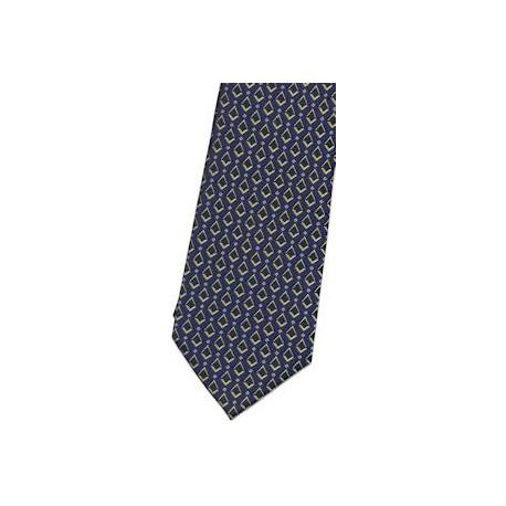 Tercentenary Woven Silk Tie