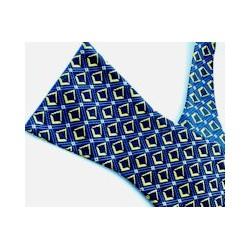 Tercentenary Self tie Silk bow tie