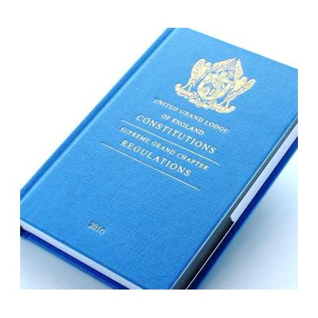 2016 Book of Constitutions- NOW IN STOCK