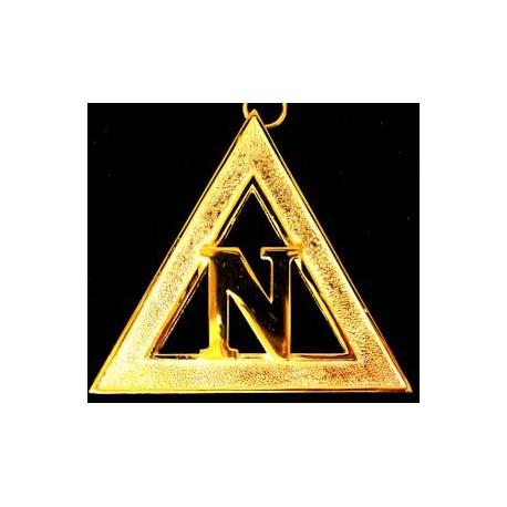 R.A.M. Grand Rank Collar jewel