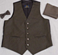 Men's Waiscoat set