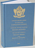 2012 Combined Book of Constitutions