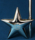 5 Pointed Eastern Star
