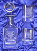C.O.A Mini Decanter Set