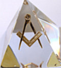 Square and Compasses  Pyramid