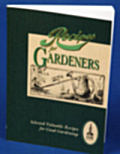 Recipes for Gardeners