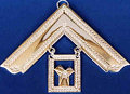 Past Master Collar Jewel