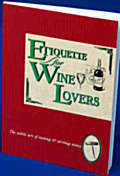 Etiquette for Wine Lovers