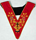 Rose Croix 18th Degree Collar